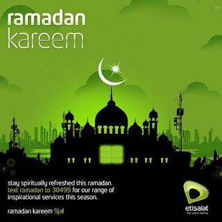Etisalat Nigeria Introduced Ramadan Kareem Data Plan