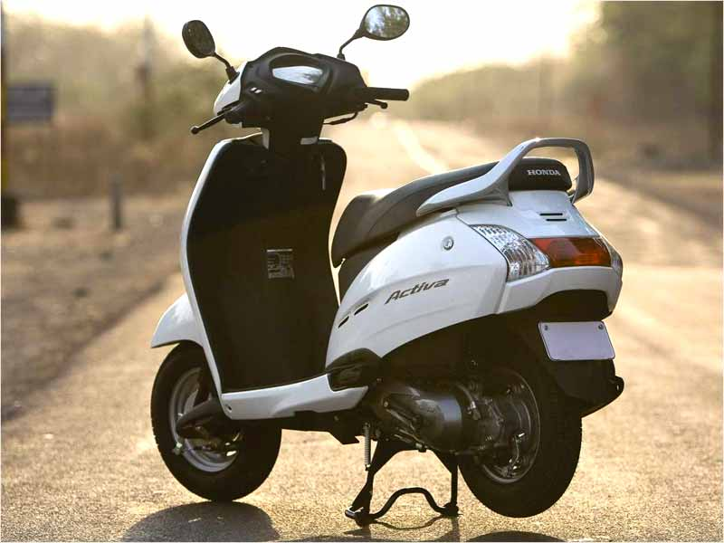 Honda Activa Price In India