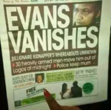 Kidnapper Evans Disappears As 30 Armed Men Take Him Away From Lagos At Midnight