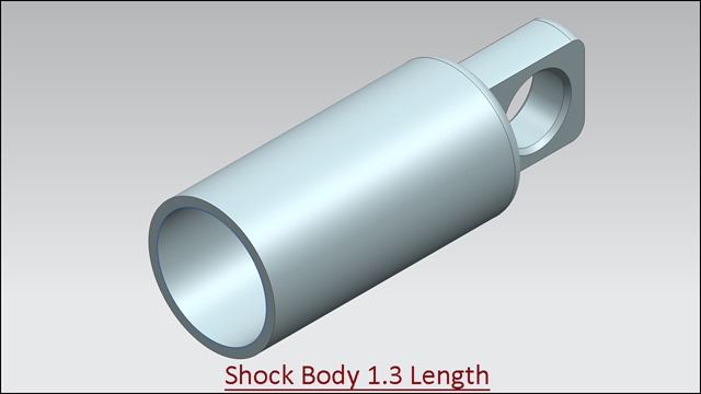 Shock Body 1.3 Length