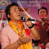 गायक तथा संगीतकार भिषण मुकारुगं एकल साँझ २०१६