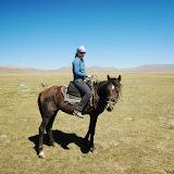 Kyrgyzstán 20.8. - 9.9.