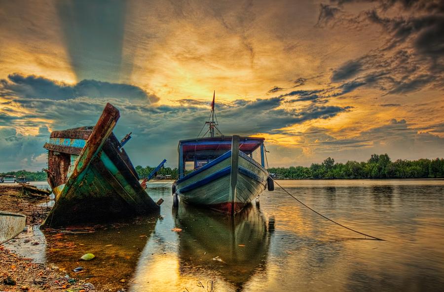 by Jay Faisman - Transportation Boats
