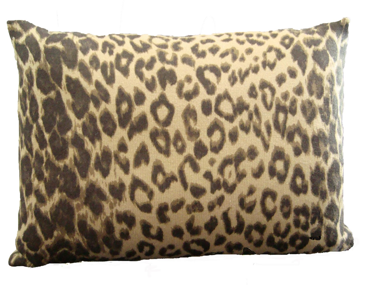 Slumber Designs: Animal Print Pillows