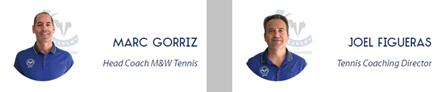 Responsables técnicos Rafa Nadal Academy
