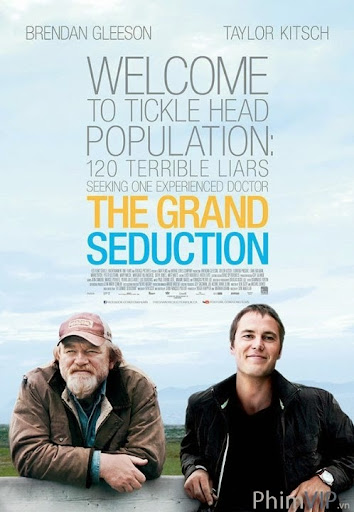 Kế Hoạch Cạm Dỗ - The Grand Seduction poster