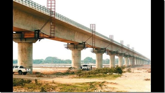Puente Banegas: el más largo de Bolivia