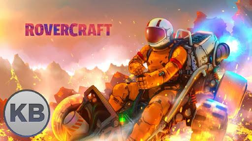 RoverCraft Race Your Space Car APK MOD DINHEIRO INFINITO