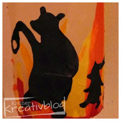 kleiner-kreativblog: Laternen zu Sankt Martin