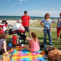 Československý piknik na pláži