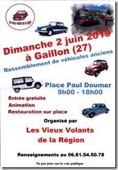 20190602 Gaillon