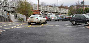 New station car park opens