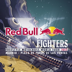 Red Bull X-Fighters 2015 en las Ventas