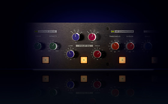 SSL Fusion Close EQ 560