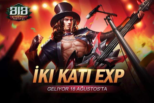 Mobile Legends 2 Kat Exp Etkinliği Çok Yakında