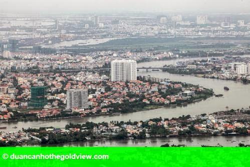 Hình 1: Nhà đầu tư Hà thành chuộng bất động sản Sài thành