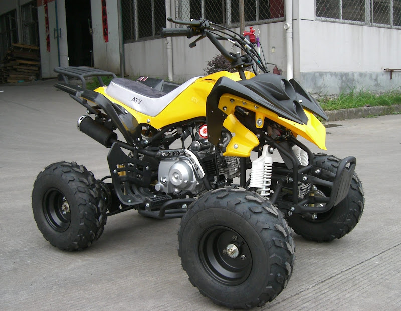 125cc Raptor Style Series 2 Sports kids Quad