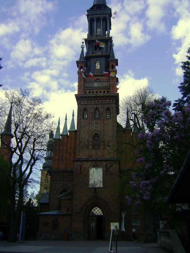 kościół św. Doroty, Licheń