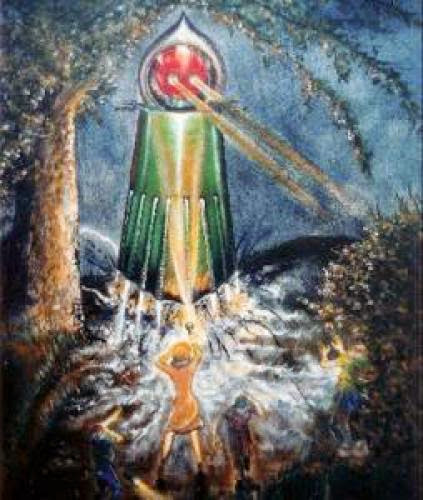 Ufo Sighting In Molalla