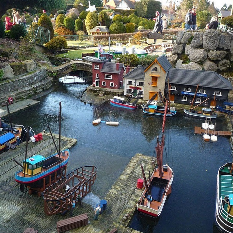 Bekonscot: The World's Oldest Model Village