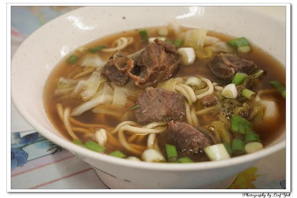 劉家庄麵館