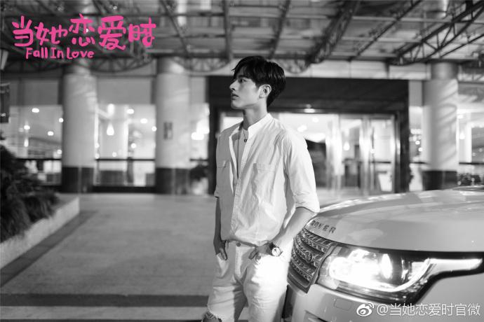Fall in Love China Web Drama