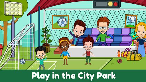 Tizi World: My Play Town, Dollhouse Games for Kids apktram screenshots 6