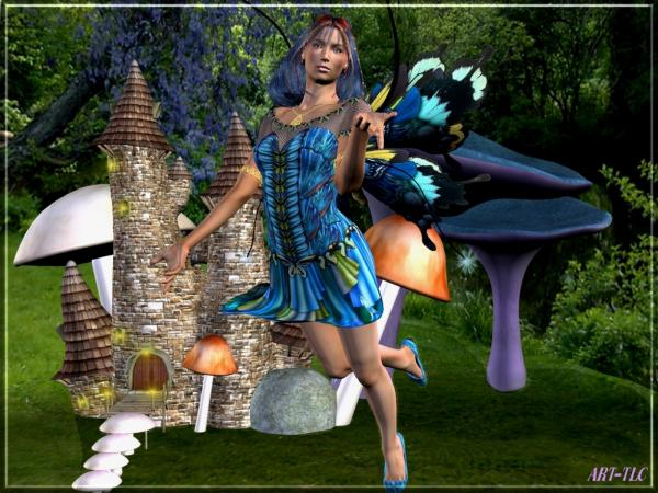 Mysterious Faery Of Fair, Fairies 2