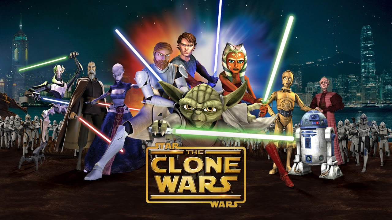 Star Wars, Clone Wars, Ahsoka Tano, Darth Maul, Obi Wan, Anakin, Palpatine, Mace Windu, Crying Grumpies