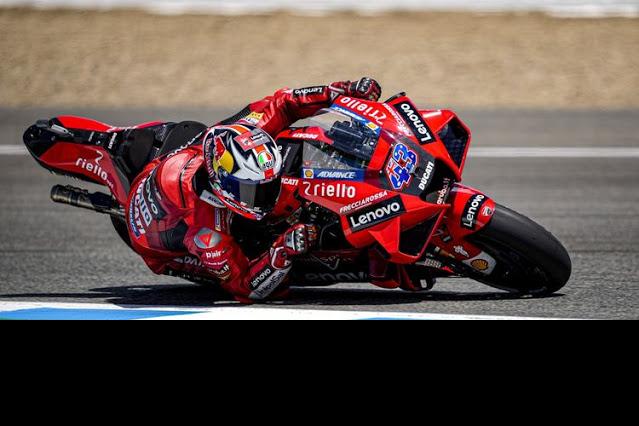 Jack Miller & Ducati Resmi Perpanjang Kontrak Hingga 2022