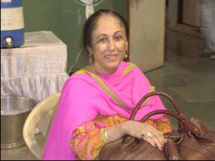 Ruia Trophy Winner Mrs. Kiran Nadar