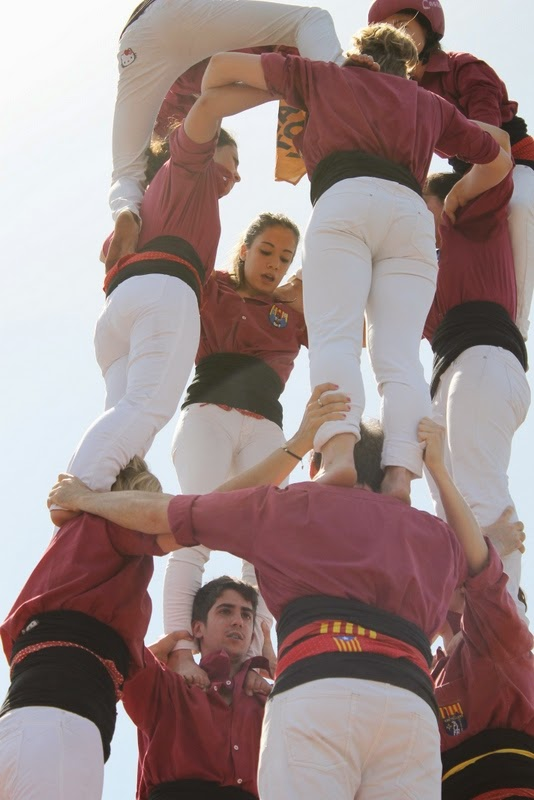 Castells Catalans Want to vote 8-06-14 - IMG_1974.JPG