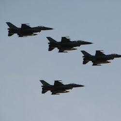 F16 nad Wrocławiem