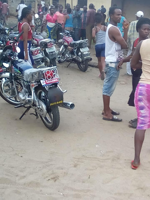 Policeman Kills Man During A Heated Argument In Akwa Ibom
