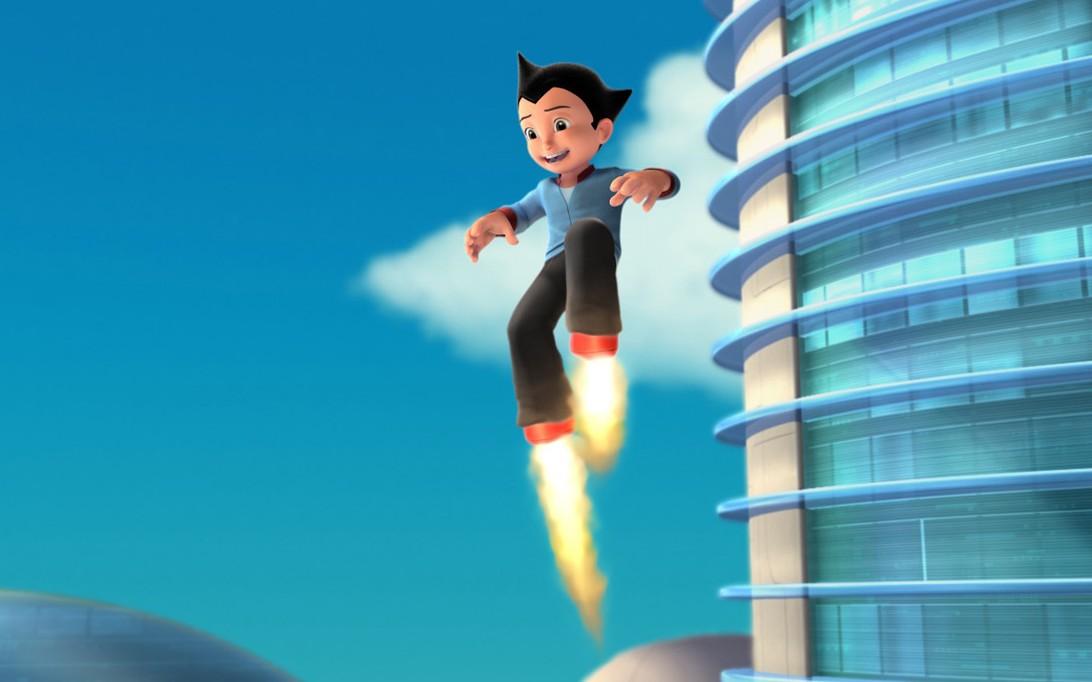 Astro Boy 4