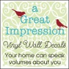 Vinyl Wall Art Decal Giveaway