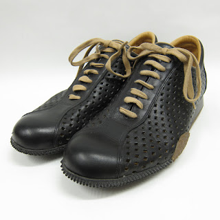 Bally Perforated Sneakers