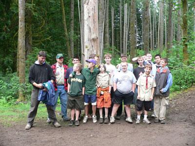 Troop 101 Campers