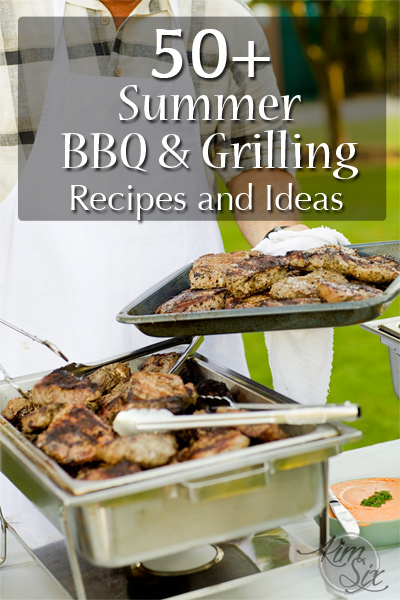 100 Summer BBQ and Grilling Recipes and Ideas