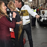 OIC - ENTSIMAGES.COM - Hayley Hasselhoff and David Hasselhoff at the  The Gumball 3000 Rally - in London 2nd May 2016 Photo Mobis Photos/OIC 0203 174 1069