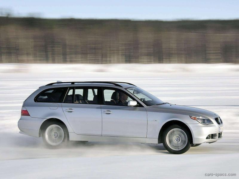 2007 BMW 5 Series Wagon Specifications, Pictures, Prices