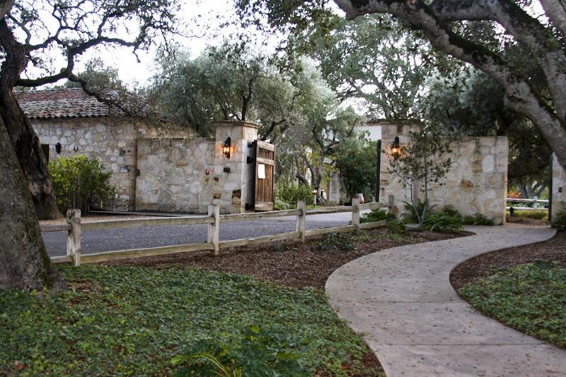 Gate at Holman Ranch
