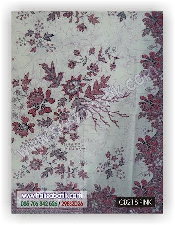 Seragam Batik, Baju Batik, Kain Batik, CB218 PINK