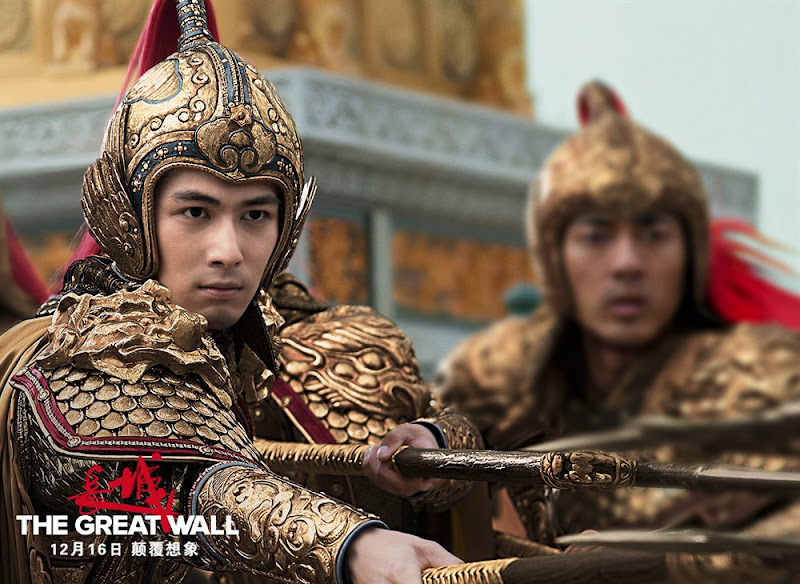The Great Wall China / United States Movie