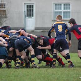 2011-01-12 Omagh Academy v Rainey Endowed