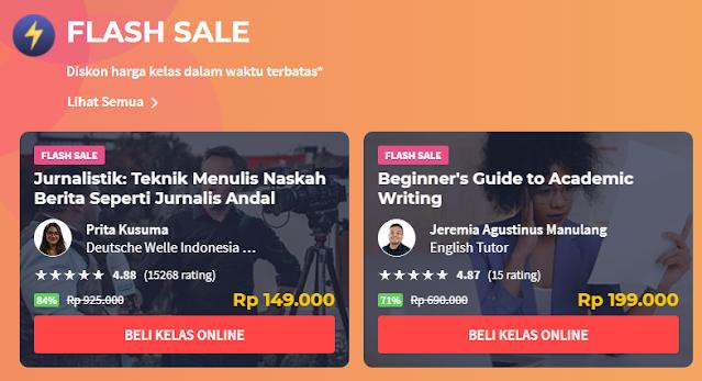 Kursus Online Bersertifikat : Bayar 1x Untuk Investasi Selamanya!