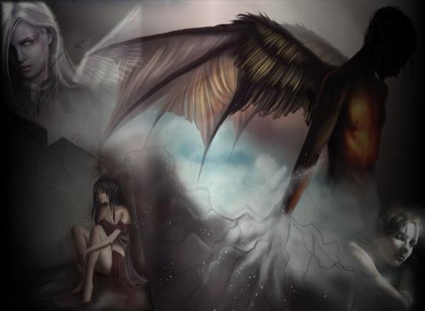 Dispair Of Mystical Creature, Demons