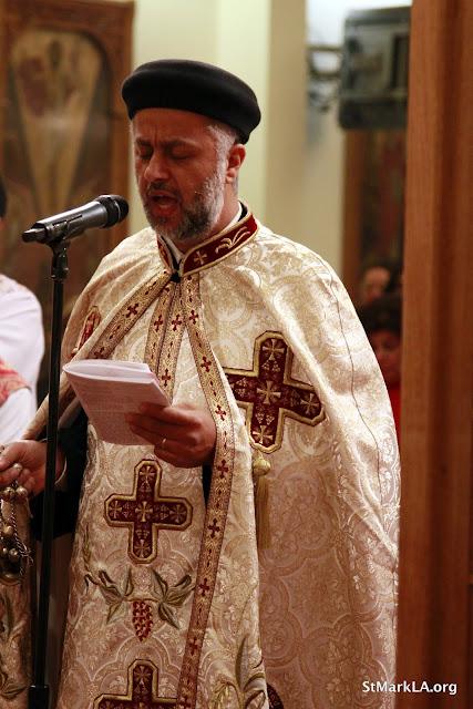 Rites of receiving Fr. Cyril Gorgy - _MG_0914.JPG