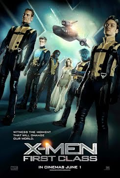 X-Men: Primera generación - X-Men: First Class (2011)