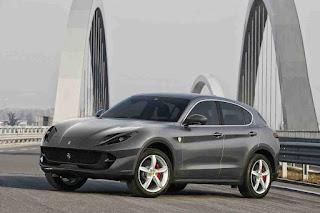 2021 Ferrari SUV concept